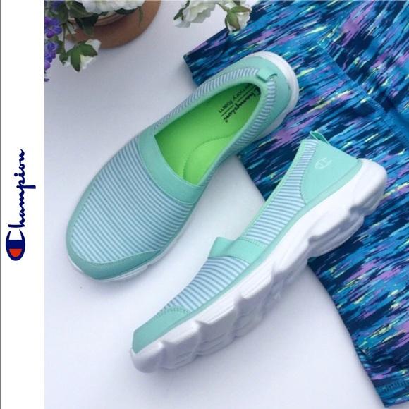 cc9442f86 Champion Shoes - 🆕CHAMPION Women s Rewind Memory Foam Slip-On